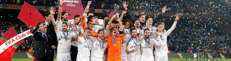 Real madrid san lorenzo 2 0 campeones del mundo - Tarimas del mundo madrid ...