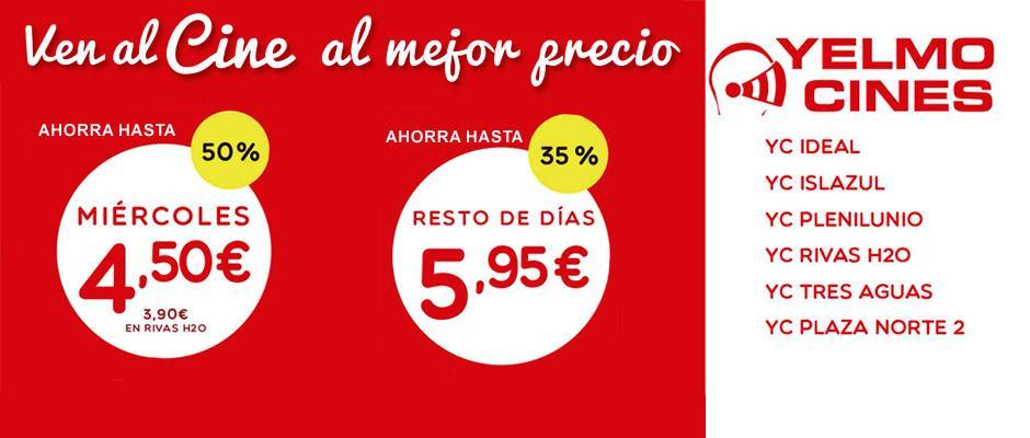Noticias para madridistas real madrid cf for Cine capitol precio entrada